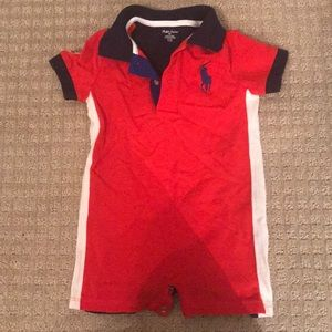 18 month polo Ralph Lauren one piece outfit